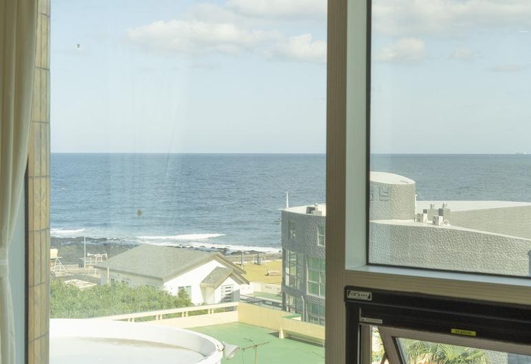 納維許飯店, Jeju City, 時尚套房, 1 間臥室, 客房景觀