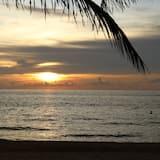 Vistas a la playa o el mar