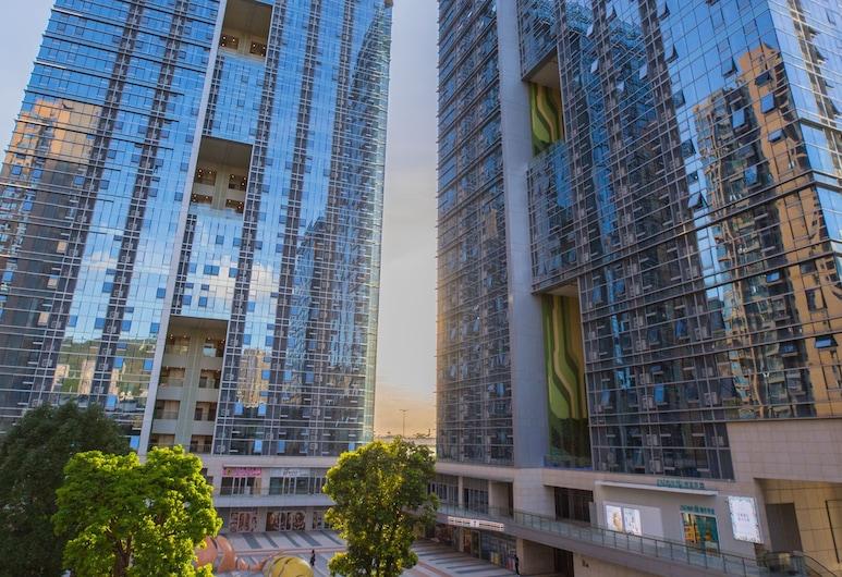 Seven Executive Apartment Qianhai Branch, Shenzhen, Bagian luar