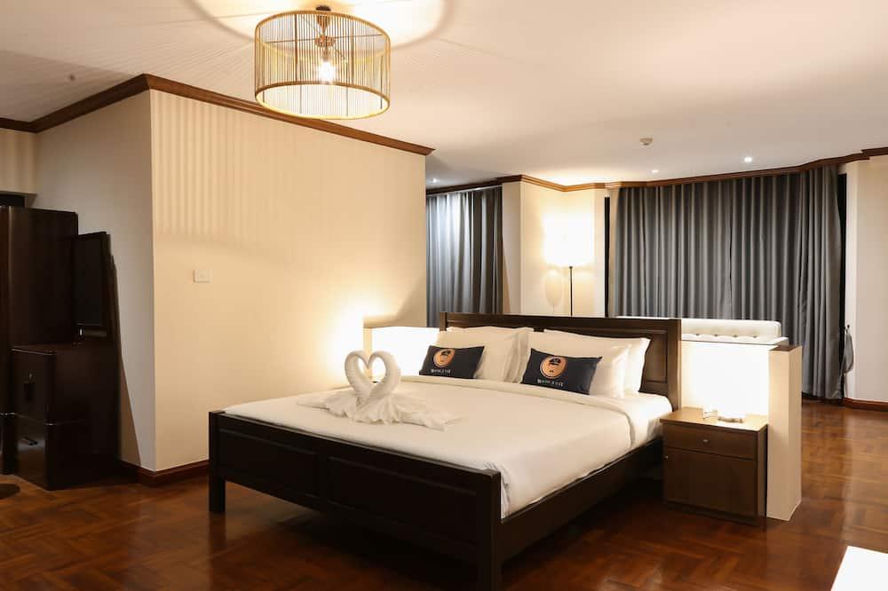 חדר קלאסי - חדר אורחים