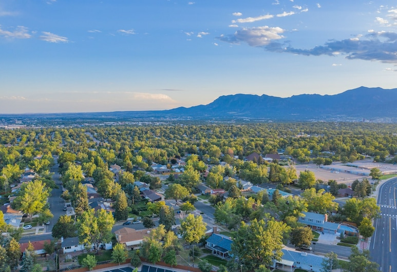 Palmer Park Trails & Space 4 Bdrm Cntrl Location, Colorado Springs, Naktsmītnes teritorija