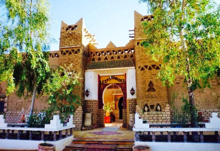 Apartment With 2 Bedrooms in Merzouga, With Wonderful Mountain View, Enclosed Garden and Wifi, Taouz