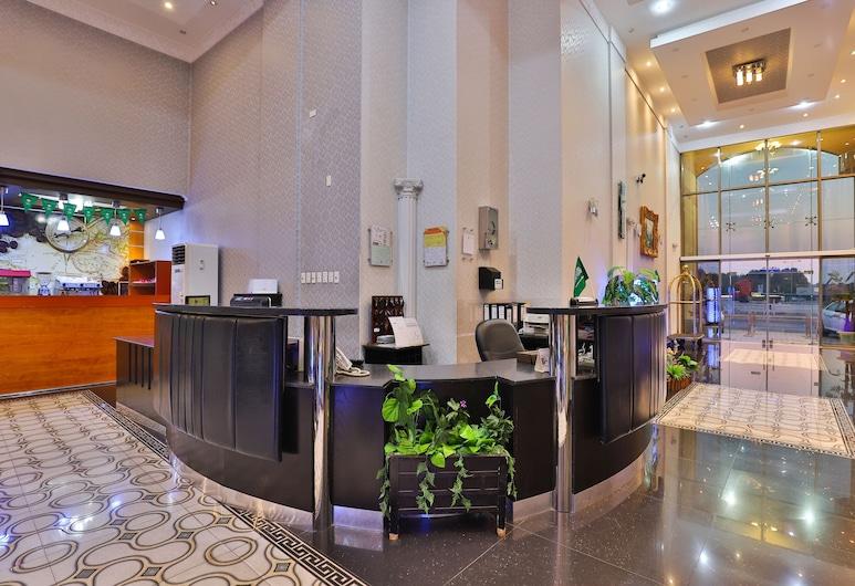 OYO 327 Jubail High Rise Hotel, Al Jubail, Reception