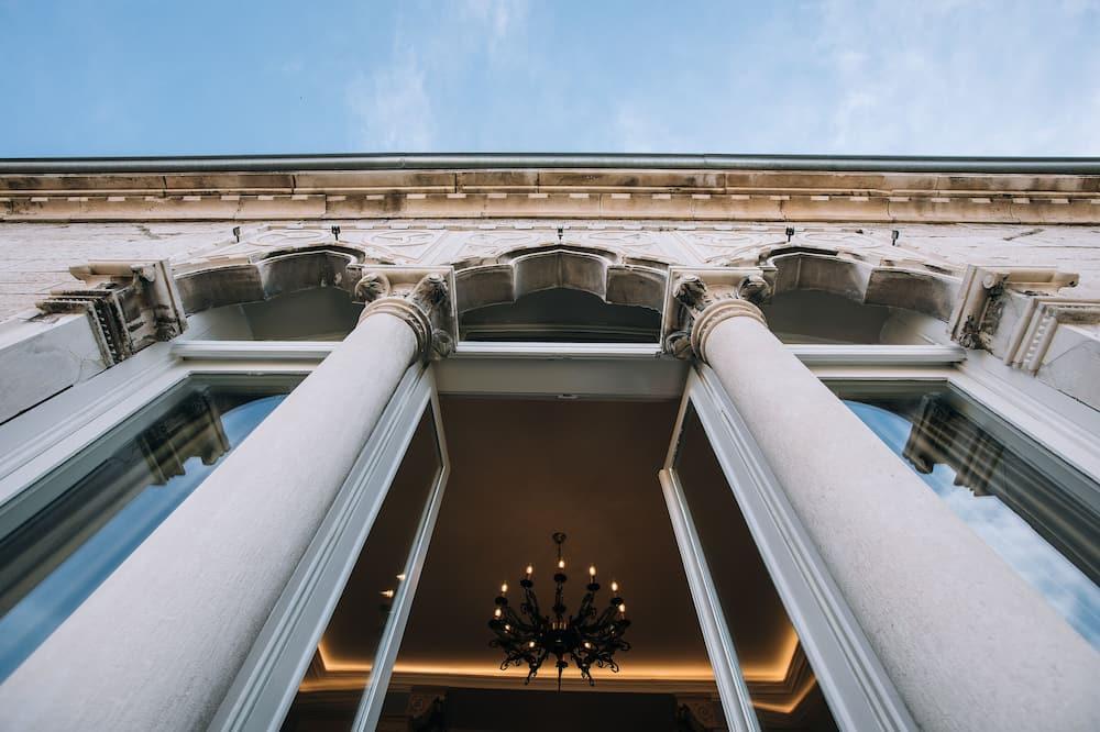 Presidential-Apartment - Balkon