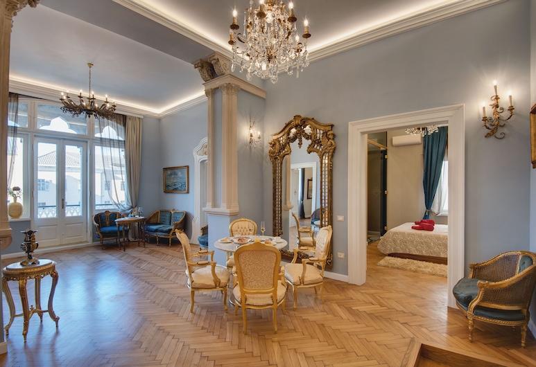 Demartini Palace, Pula, Salon de la réception