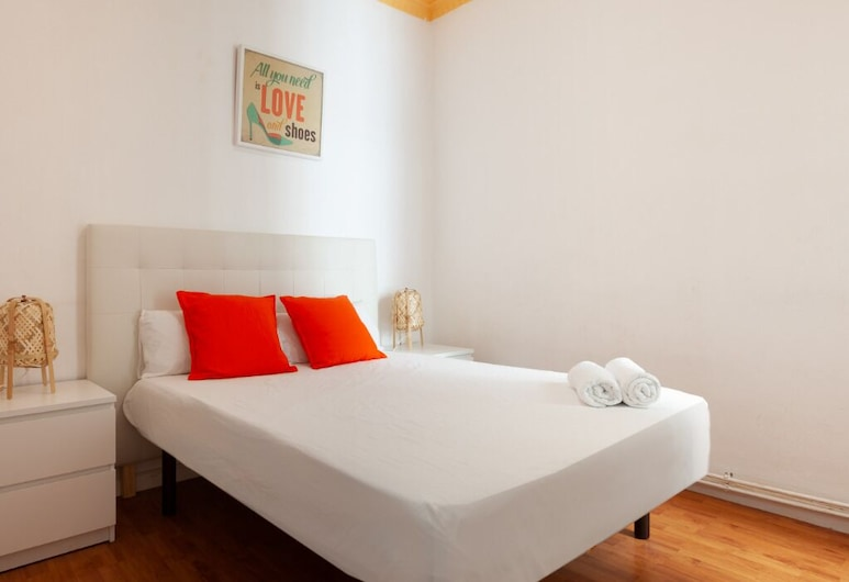 Centric Apartment Berlin, Barcelone, Appartement Deluxe, 3 chambres, Chambre