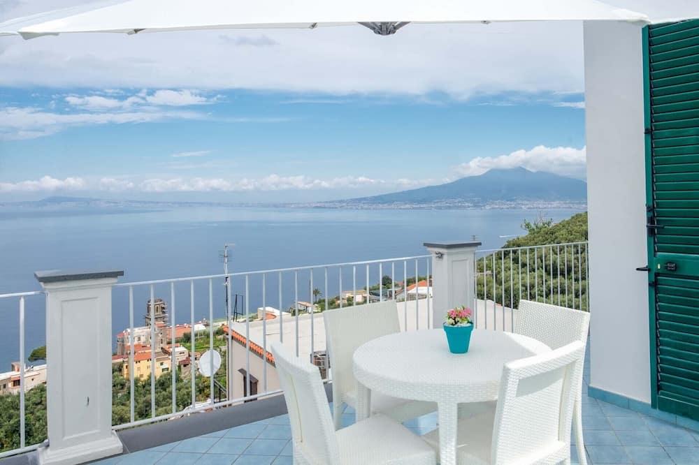 Panoramic Apartment - Terrace/Patio
