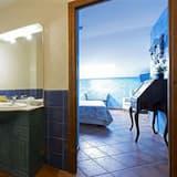 Suite, 1 Doppelbett - Badezimmer