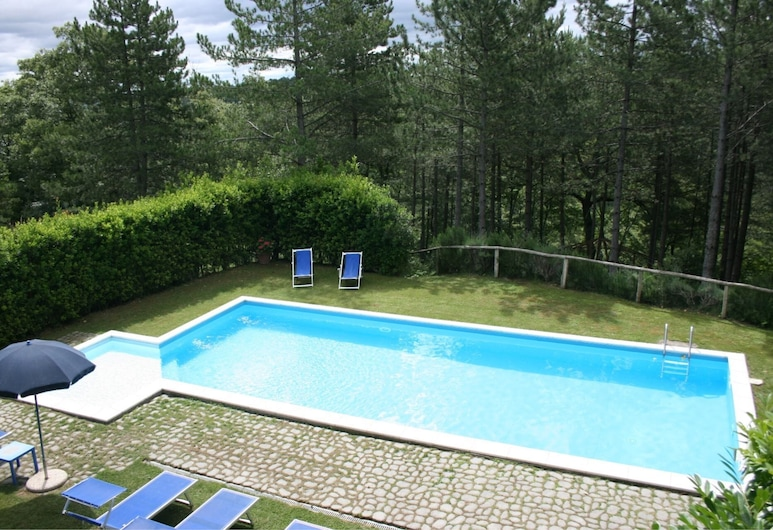 Villa Marisa, Anghiari, Piscina al aire libre