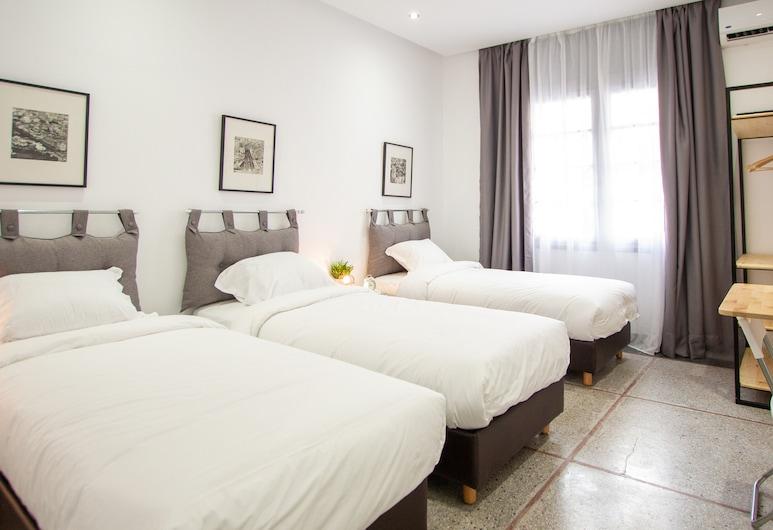 Hôtel Royal Urban Concept, Fes, Quarto triplo família, Quarto