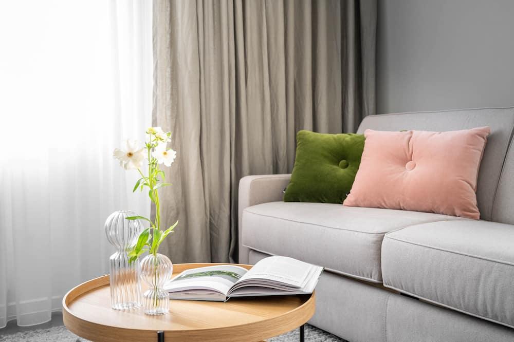 شقة مريحة (Stube) - غرفة معيشة