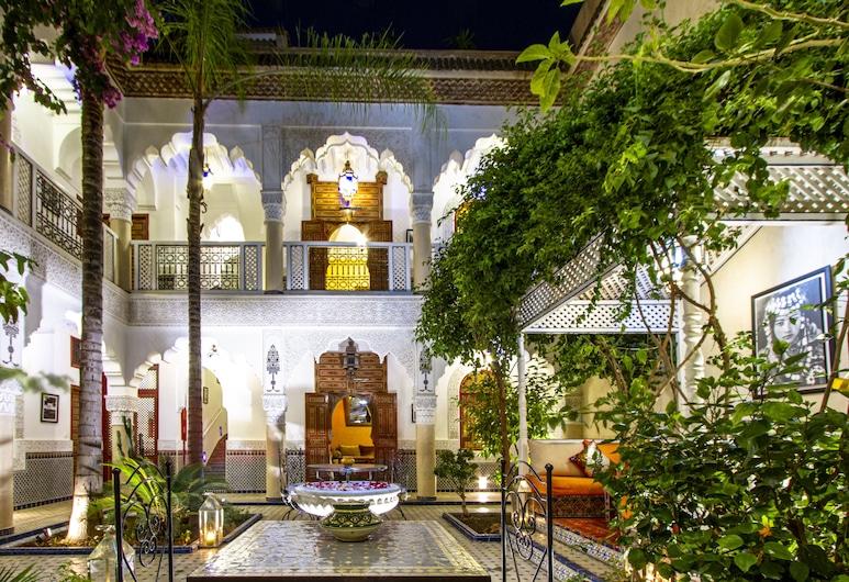 Riad Tahyra, Marrakech, Quintal