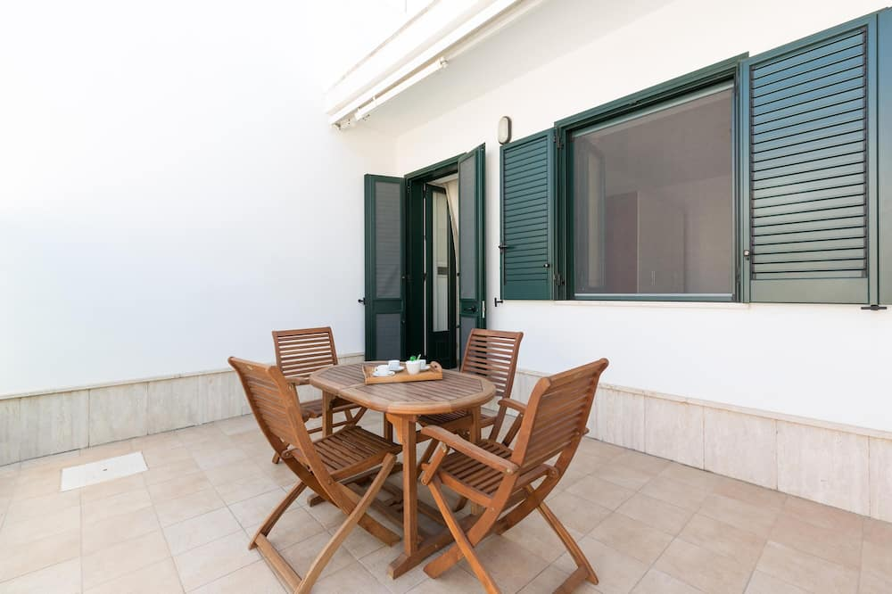 Basic House, 2 Bedrooms - Terrace/Patio
