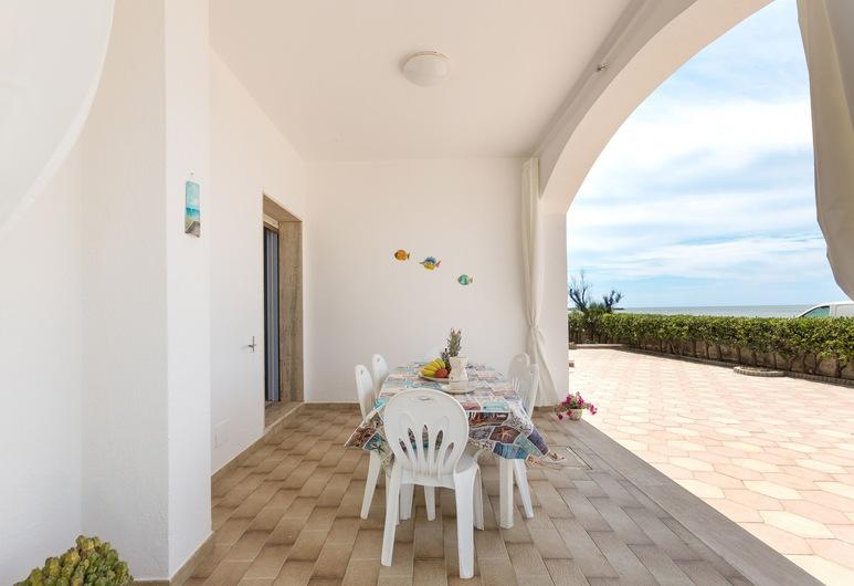 Casa Lucy, Morciano di Leuca, Casa estándar, 3 habitaciones, Terraza o patio