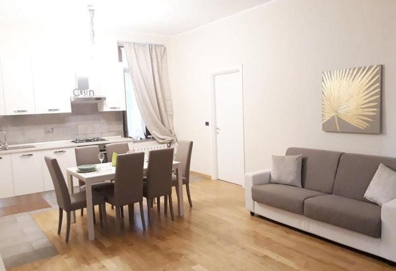 Inappartamento Mercanti Dream, Torino, Appartamento, 1 camera da letto, Area soggiorno