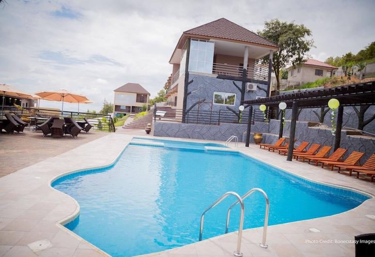 Ellisa Hospitality and Hotel, Accra, Outdoor Pool