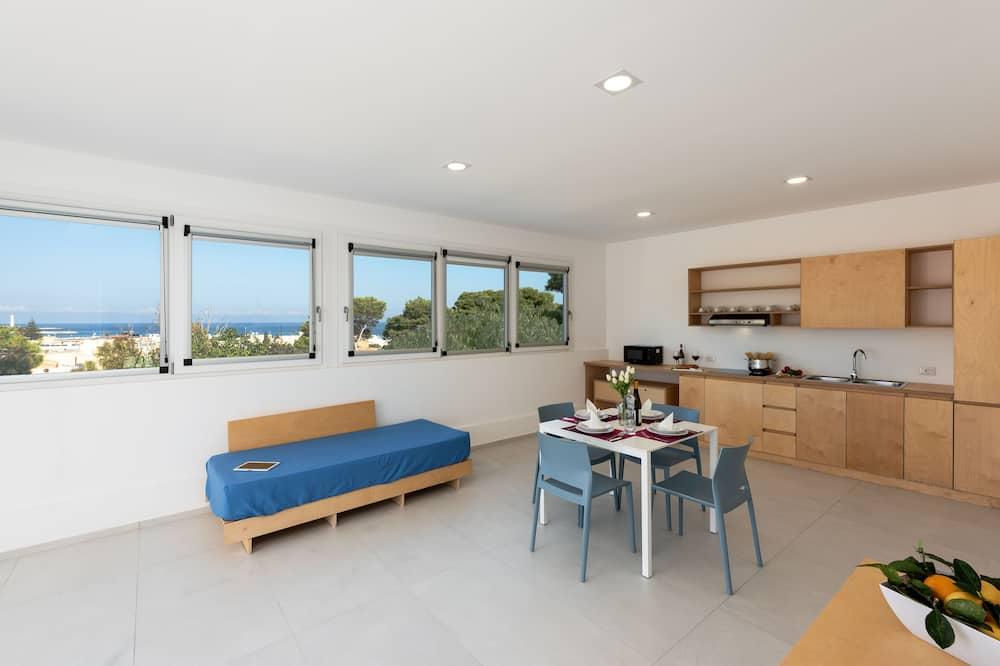豪華公寓 (DLX) - 客廳