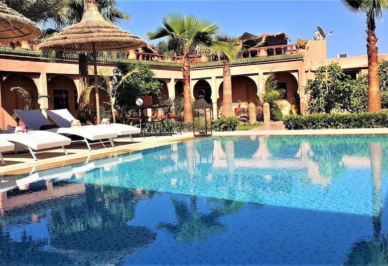 Villa Jenny Lynn Marrakech, Tameslouht, Pool