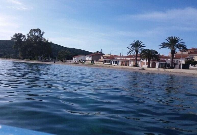 La Spiaggetta Maladroxia, Sant'Antioco, Utvendig
