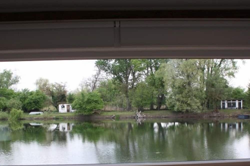 Panorama appartement, Aan het meer - Uitzicht op meer