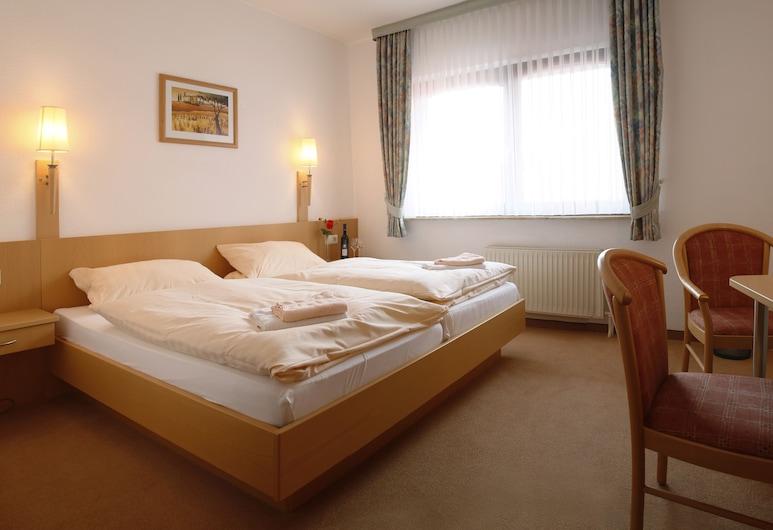 阿尔伯斯兰德酒店, 梅彭, 经典双人房/双床房, 客房