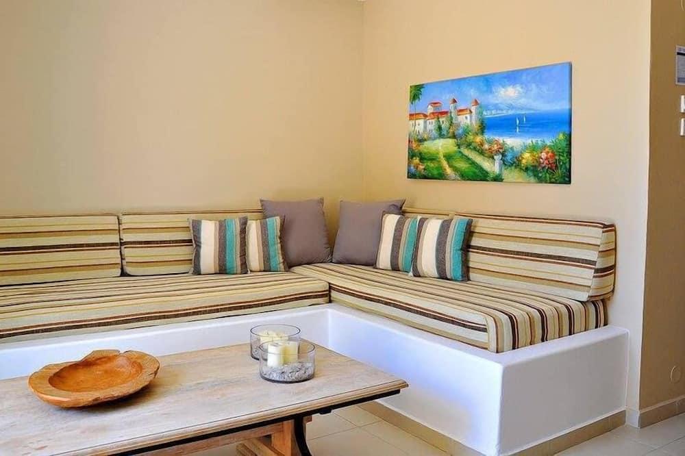 Departamento estándar (Ground) - Sala de estar
