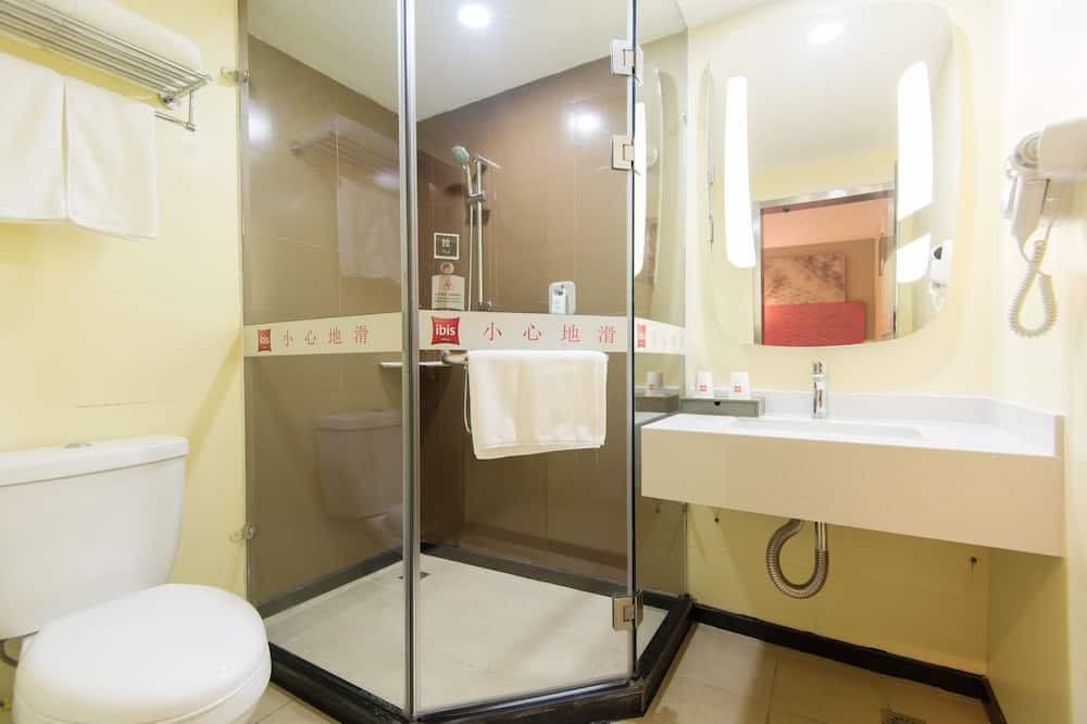 Двомісний номер, 1 двоспальне ліжко - Ванна кімната