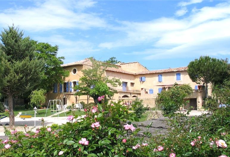 Maison Peupliers, Apt, Fachada do estabelecimento