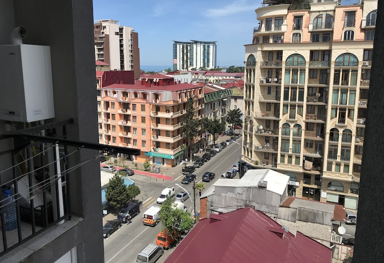 Апартаменты на ул. Меликишвили, 51, Батуми, Фасад объекта размещения