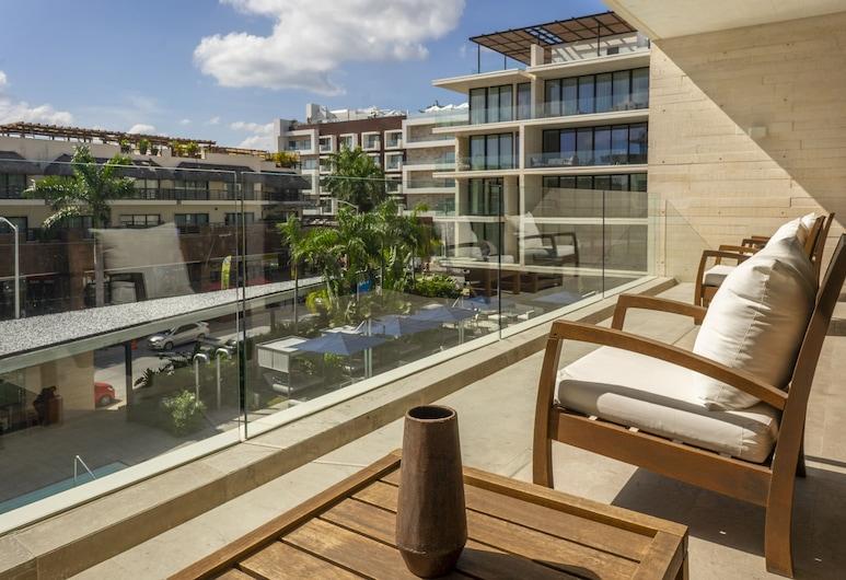 Oceana Luxury by Homing Bird, Плайа-дель-Кармен, Апартаменты «люкс», Балкон