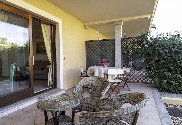 Aria Di Vacanza - Mirtillo COD 9, Olbia, Apartment, 1 Bedroom, Terrace/Patio
