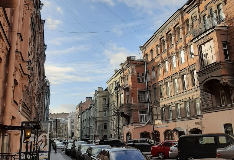 Hotel Brigit on Rubinshteina 25, St. Petersburg, Basic Double Room, 1 Bedroom, Guest Room View
