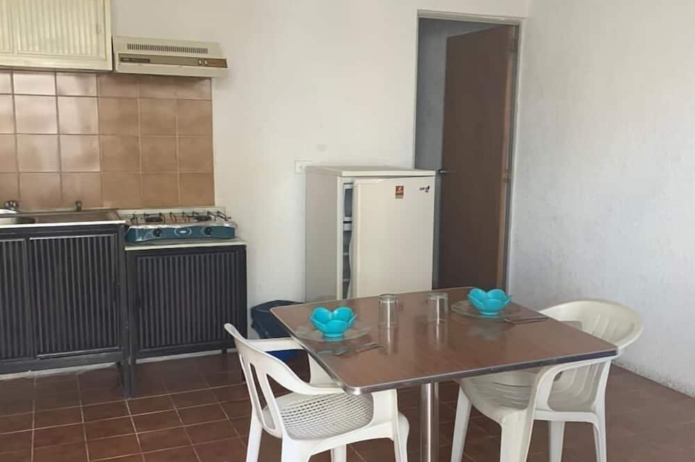 Apartmán typu Basic - Stravovanie v izbe