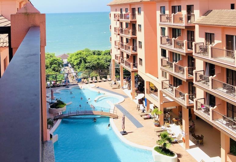 Apto em Resort pé na areia JBV, Florianopolis