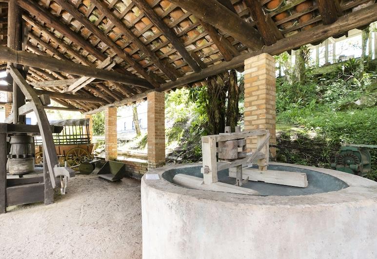 OYO Pousada do Museu, Florianopolis, Courtyard
