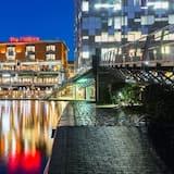 City-Apartment - Terrasse/Patio
