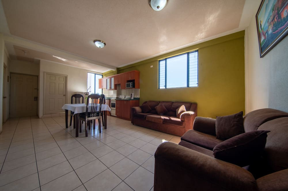 Appartamento, 2 camere da letto, cucina - Area soggiorno