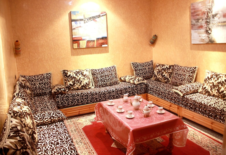 House With 2 Bedrooms in Médina, Marrakech, With Furnished Terrace and Wifi, Marrakech