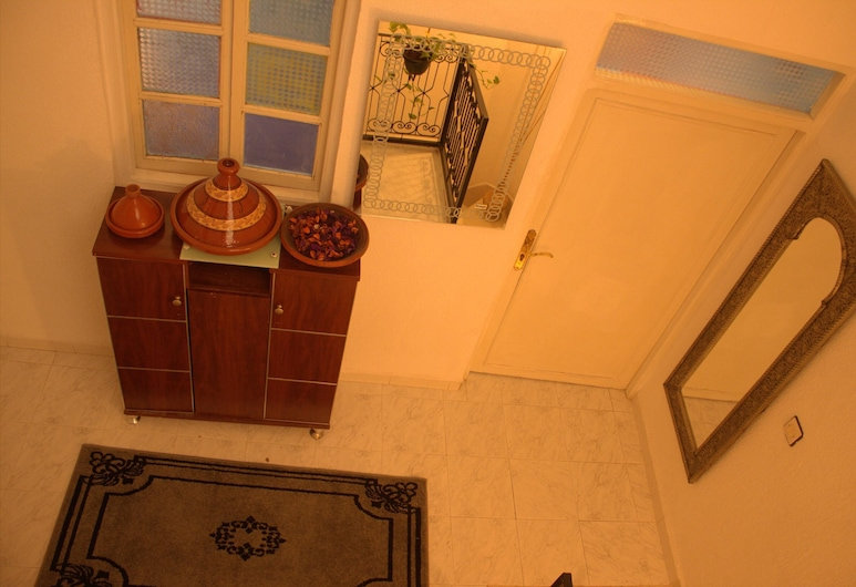 House With 2 Bedrooms in Médina, Marrakech, With Furnished Terrace and Wifi, Marrakech, Namas, Kambarys