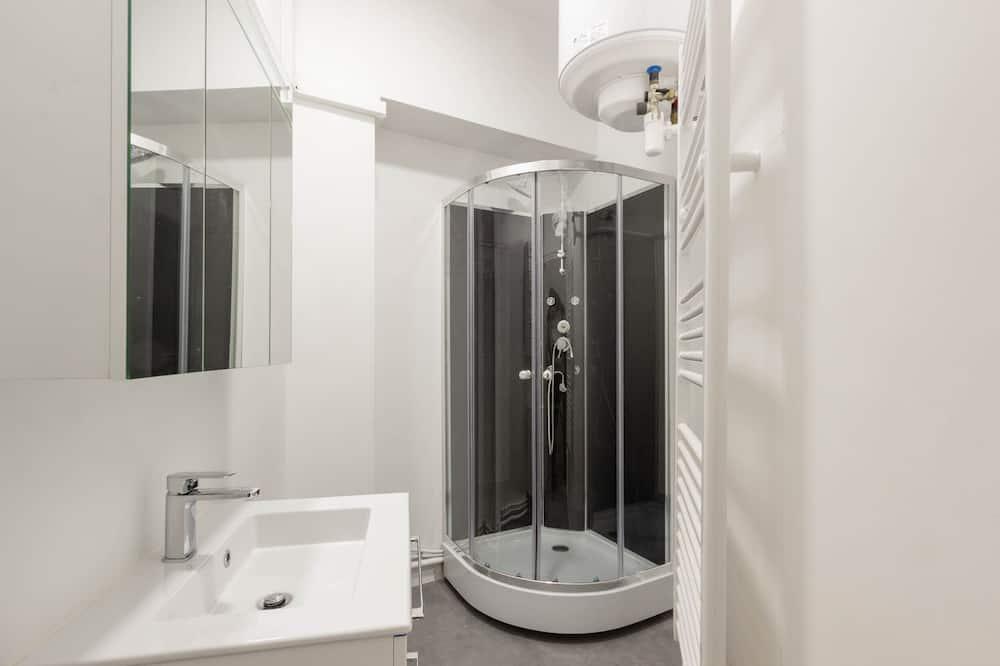 经典公寓, 独立浴室, 城市景观 (TOUR EIFFEL) - 浴室