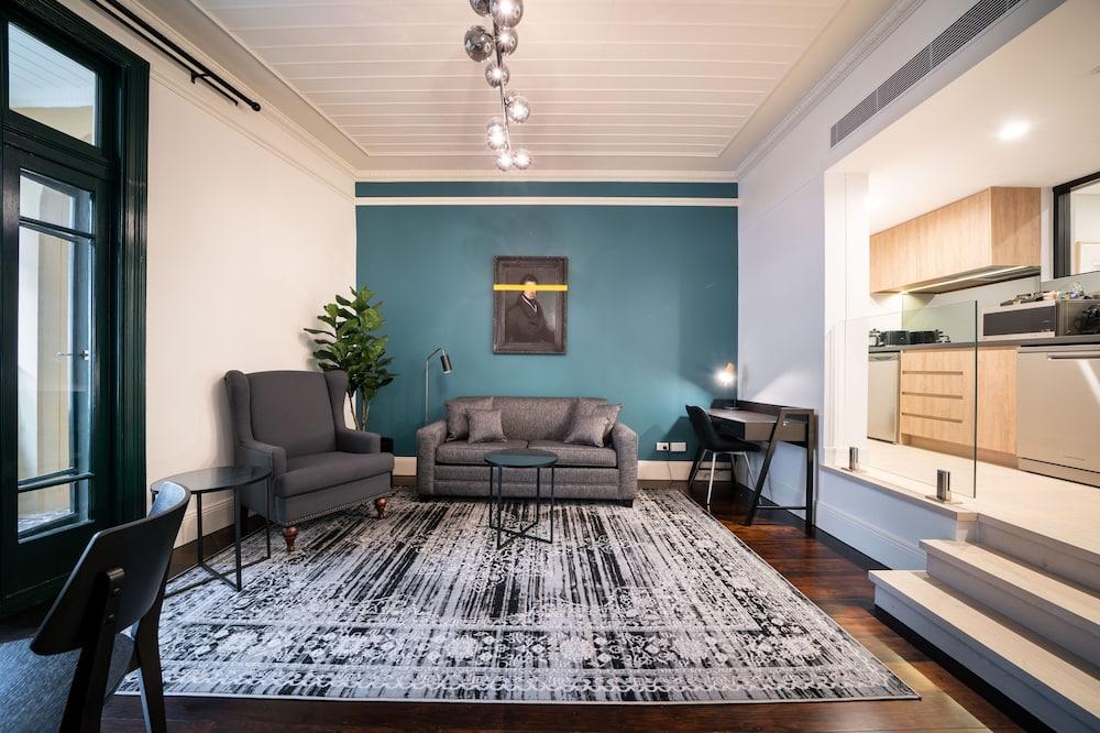 豪華公寓, 1 間臥室, 露台 - 特色相片