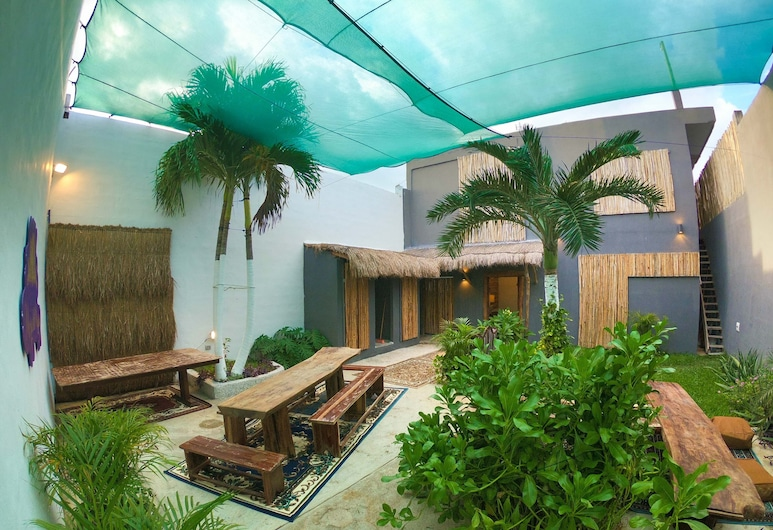 Morada Maya, Tulum, Property Grounds