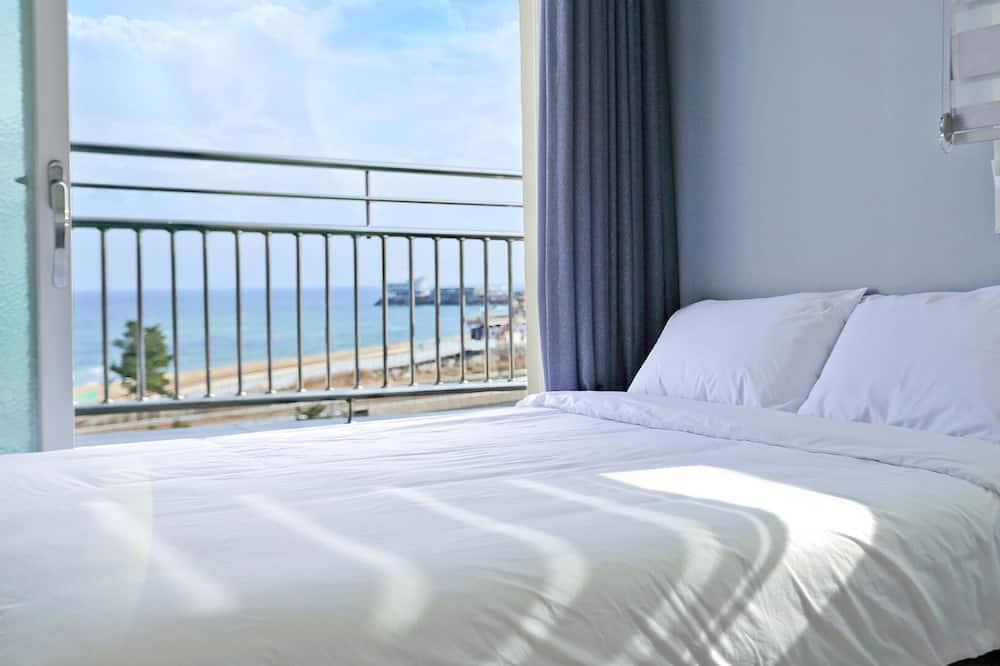 חדר דה-לוקס, נוף לאוקינוס (Semi-Deluxe Room) - חדר אורחים