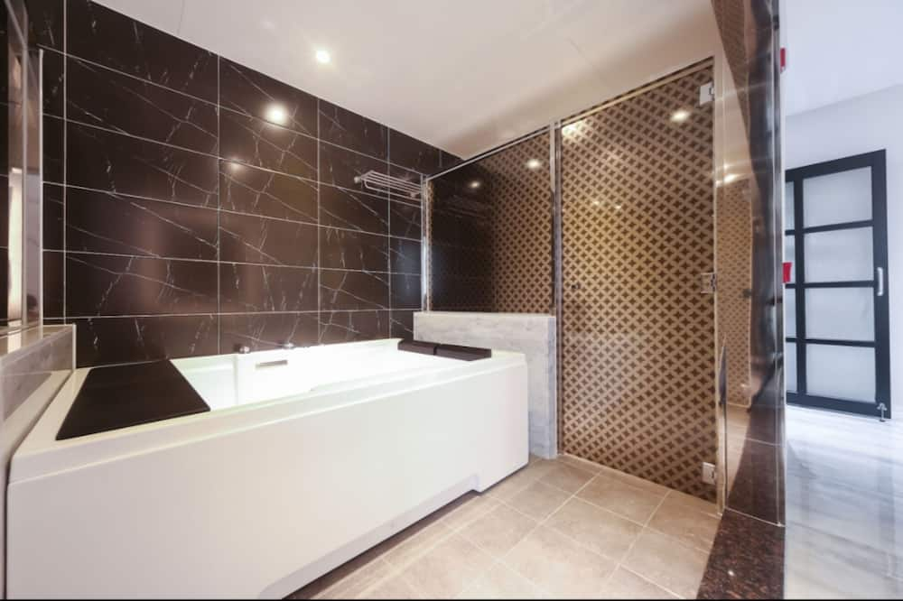 Pokoj se dvěma jednolůžky (VIP) - Koupelna