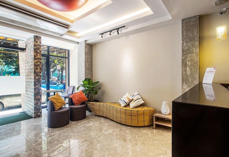 OYO 241 Airo Hotel, Μανίλα, Λόμπι
