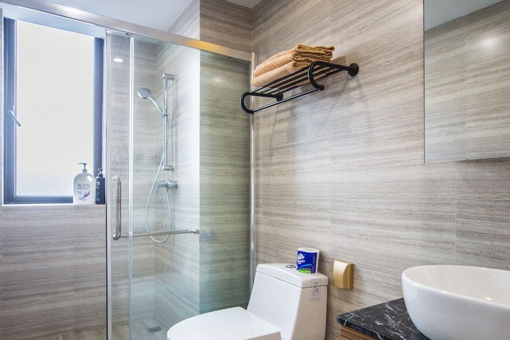 Phòng dành cho gia đình, Không hút thuốc - Phòng tắm