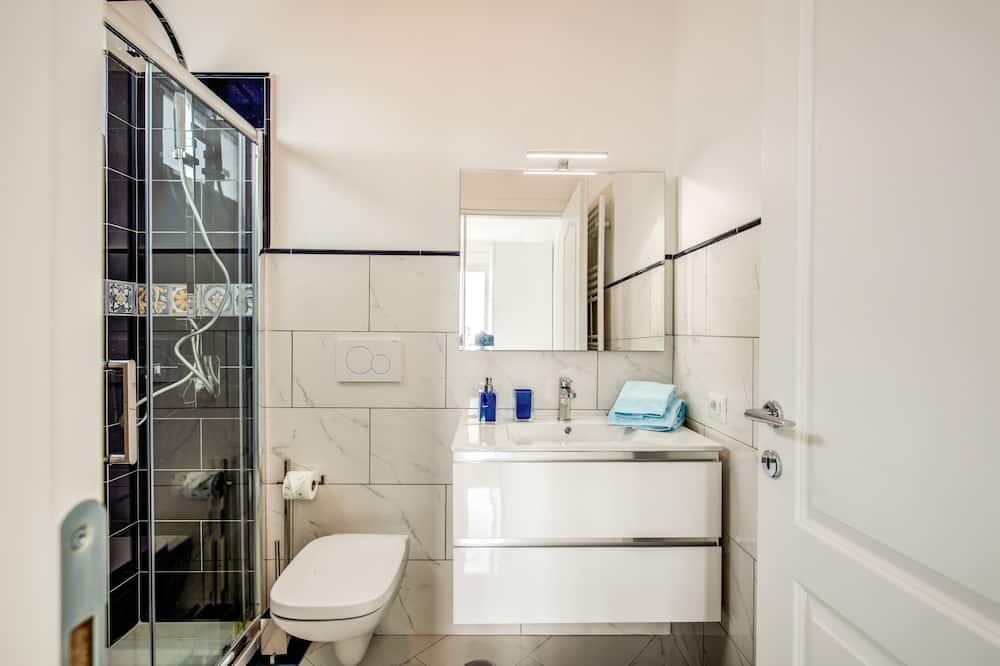 Departamento, 1 habitación - Baño