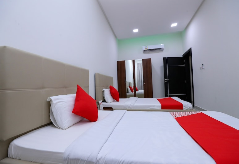 OYO 106 Meraki 1 Hotel Apartment, Menama, Apartamentai, 2 miegamieji, Kambarys
