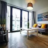 Apartmán typu Deluxe (with Shower) - Obývací prostor