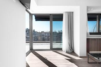 Gambar Penthouse Level 8 Nilie Hospitality MGMT di Thessaloniki